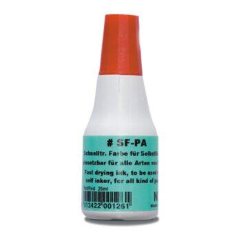 67 350x350 - Штемпельная краска красная для всех видов бумаги, водостойкая
