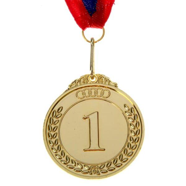 """Медаль призовая """"1 место"""