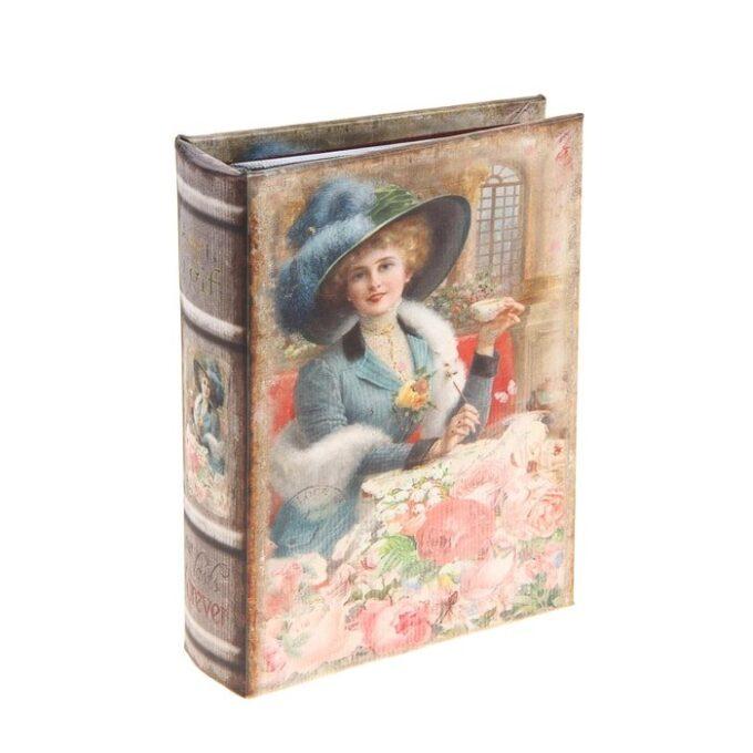 """700 5 680x680 - Фотоальбом на 80 фото 10х15 см """"Девушка в розах"""""""