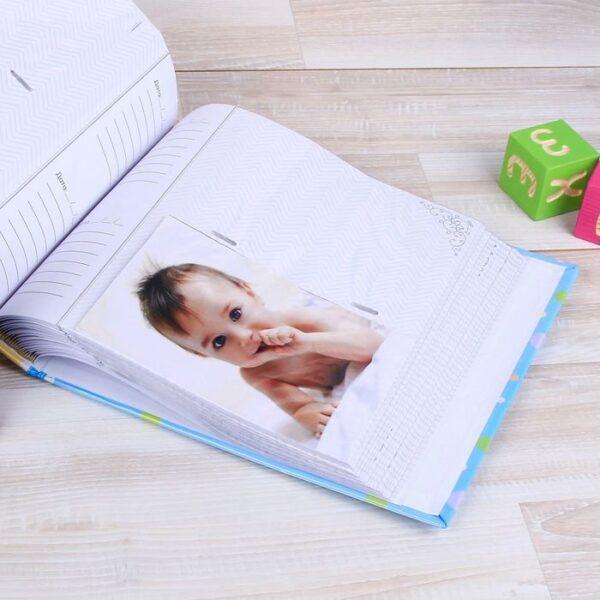 """Фотоальбом """"Наш любимый сыночек"""" + сумочка-фотоальбом в подарок"""""""