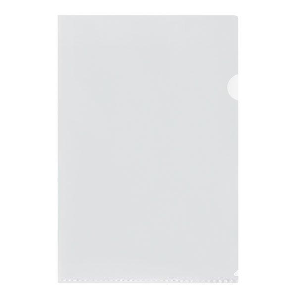 350d6928dab83f960da5be19a5c44475 - Папка-уголок LITE А4, прозрачный пластик 100 мкм