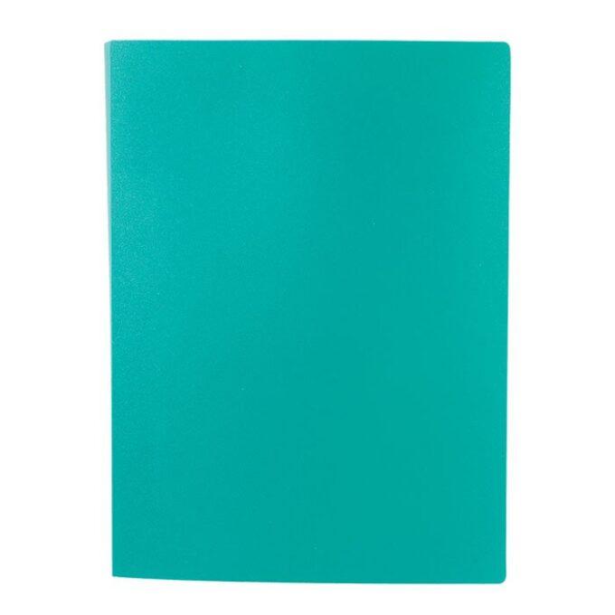 317cfcedb4449fe9fed61c047de53a5e 680x680 - Папка с прижимами LITE А4 синяя пластик 500 мкм