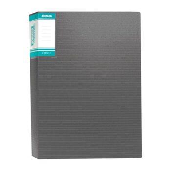 d72160ef7178bb4f07d16f2bea272c35 350x350 - Папка с файлами STANGER HOR LINES А4 60 файлов, пластик 900 мкм, карман для маркировки