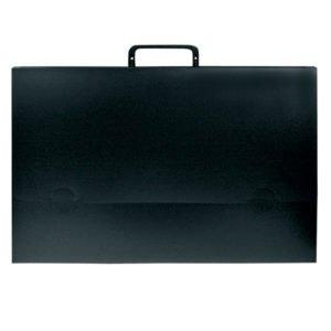Портфель РЕГИСТР А4, 25 мм 1 отделение пластик 700 мкм