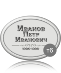 t6 e1596701338112 - Металлические овалы