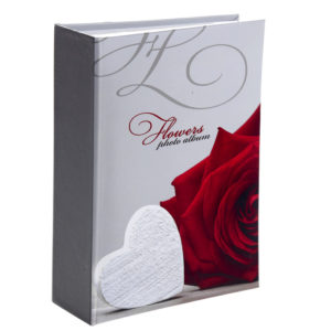 Фотоальбом на 100 фото 10х15 см Image Art, цветы, любовь
