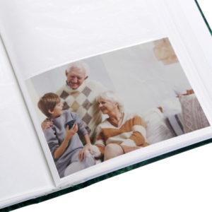 Фотоальбом на 200 фото 10х15 см Image Art, классика, МИКС
