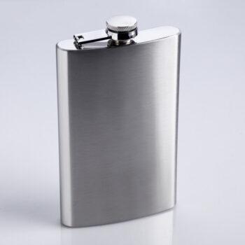 700 2 1 350x350 - Фляжка 300 мл, металл, 9.5х16 см с гравировкой