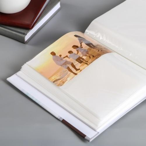 """ad85bd6f005395eab4a51d33e999592f 500x500 1 - Фотоальбом на 72 фото """"Свадебный"""" 15x21 см"""