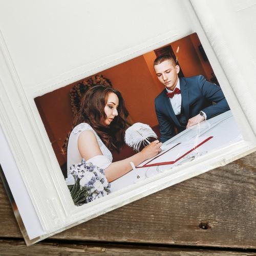 """f84dfb893c249e9c5f9fe5076f33a030 500x500 1 - Фотоальбом на 200 фото """"Свадебный день"""""""