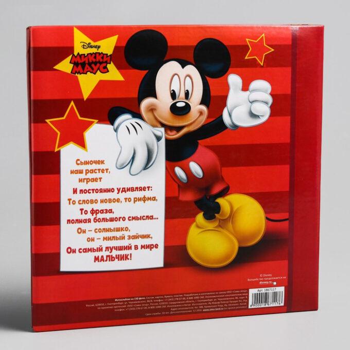 """700 2 680x680 - Фотоальбом на 150 фото в твёрдой обложке """"№1 во всем!"""", Микки Маус и друзья"""