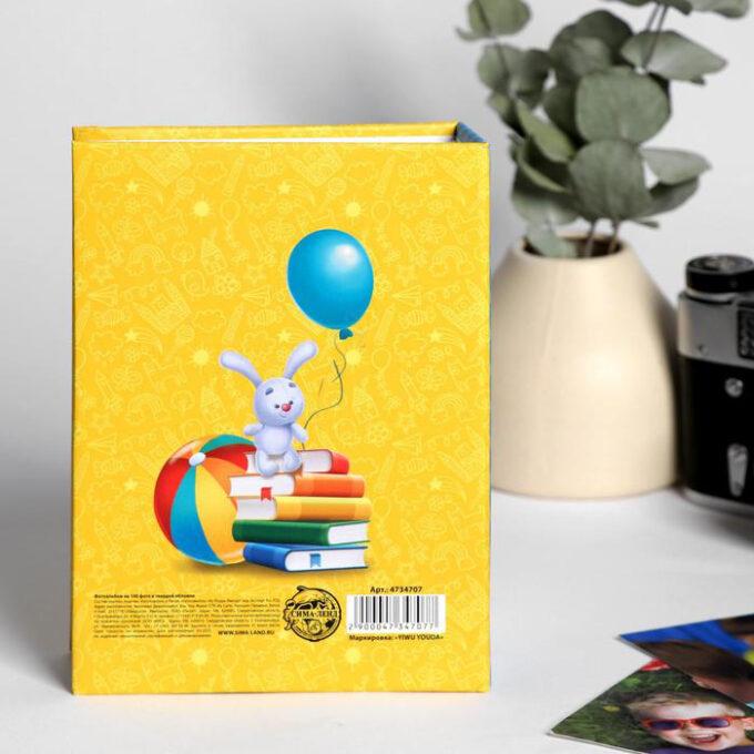 """700 4 1 680x680 - Фотоальбом на 100 фото в твердой обложке """"Мой детский сад"""""""