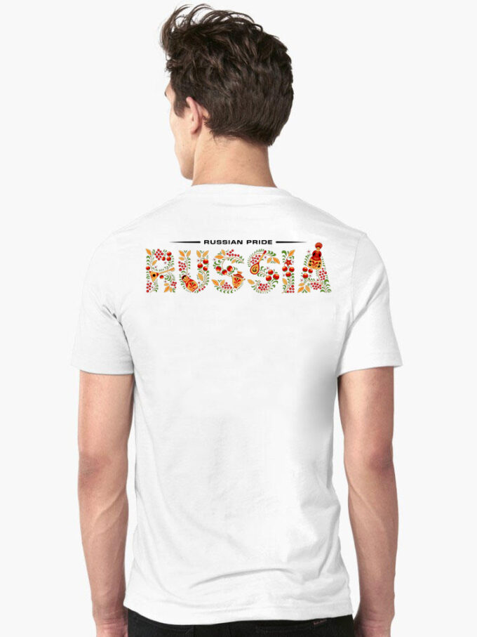 1 3df 680x907 - Футболка мужская - RUSSIA PRIDE