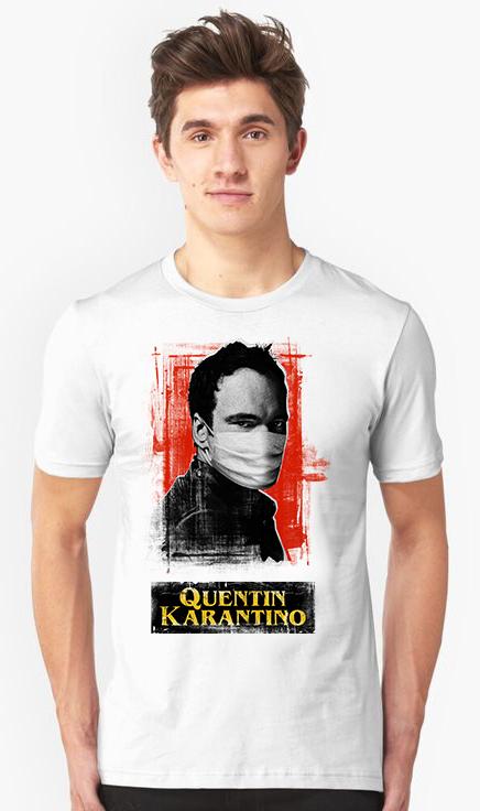 28676a67 - Футболка - Quentin Кarantino - Квентин Карантино