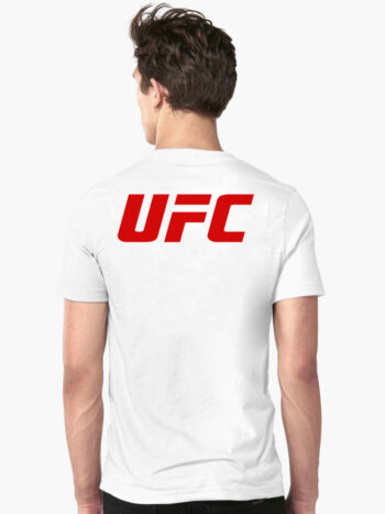 juhgfjyfdgt 350x467 - Футболка - UFC