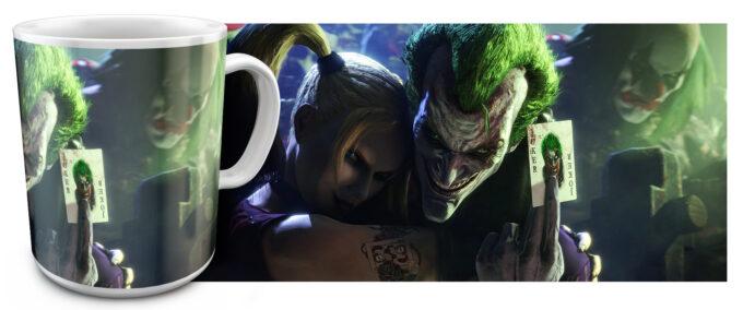 kr 11.24 680x284 - Кружка белая - Джокер и Харли Квинн
