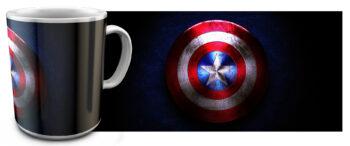 kr 11.3 350x146 - Кружка белая - Эмблема Капитана Америка
