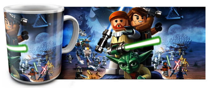 kr 2.10 680x284 - Кружка белая - Супер Герои Лего, Магистр Йода и Скайуокер