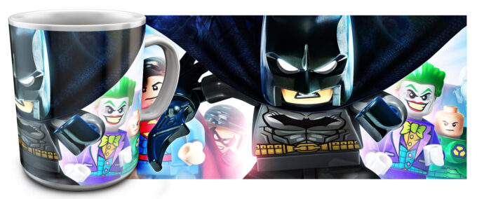 kr 2.20 680x284 - Кружка белая - Супер Герои Лего, Бэтмен, Джокер, Супермен