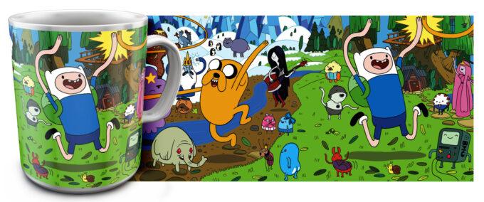 kr 4.1 680x284 - Кружка белая - Adventure Time