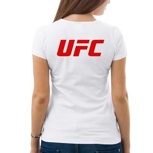 loiyuou - Футболка женская - UFC