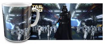 zv 05 350x146 - Кружка белая - Звездные Войны ДАРТ ВЕЙДЕР И ШТУРМОВИКИ