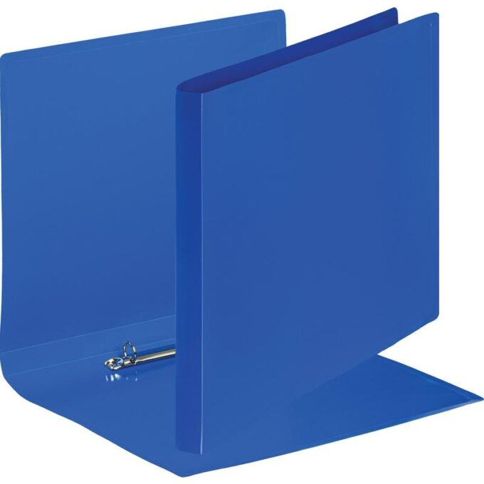 10587327430686 680x680 - Папка на 2-х кольцах Attache Economy 20 мм синяя до 130 листов