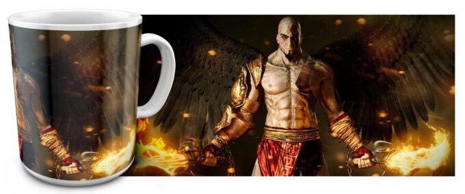 kr 15.01 680x284 - Кружка белая - God of War