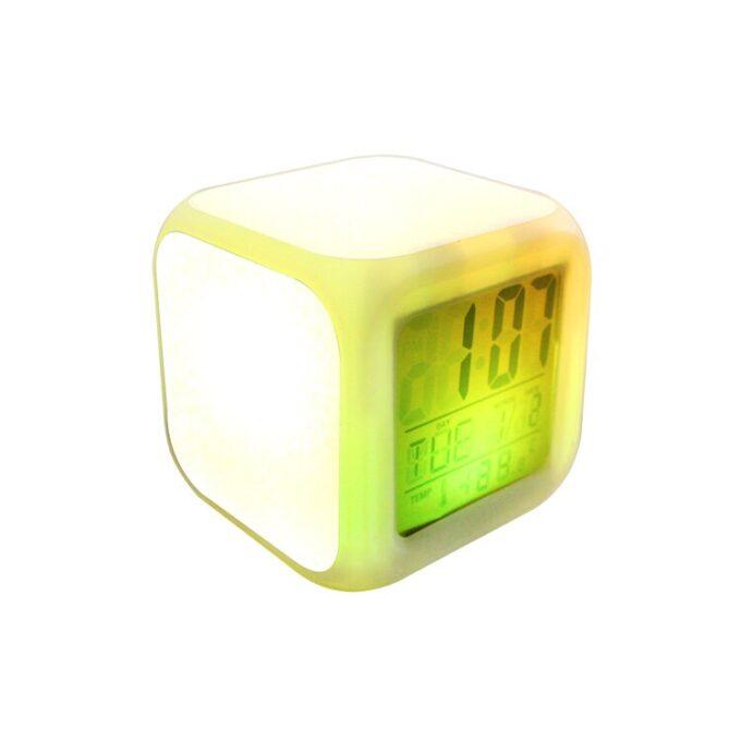 10 4 680x680 - Часы будильник LED